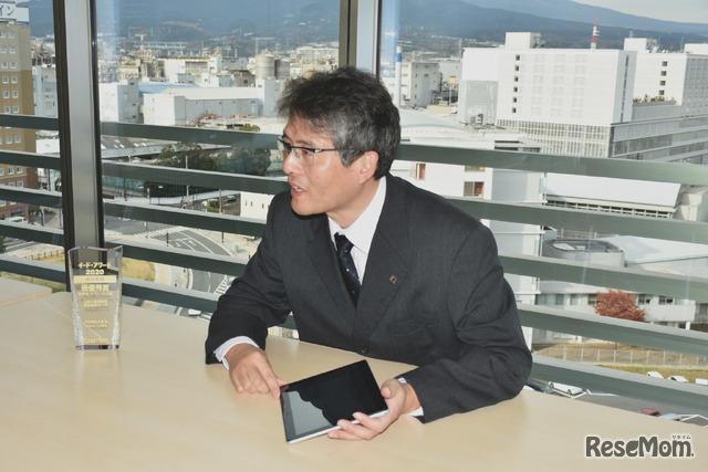 Z会中高事業本部の小西勲氏