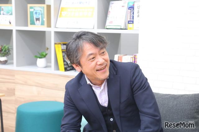 キャリアカウンセラーの藤井克隆先生
