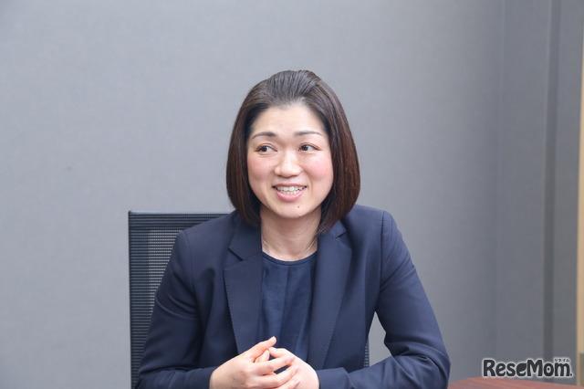 キャリアカウンセラーの安東かおり先生