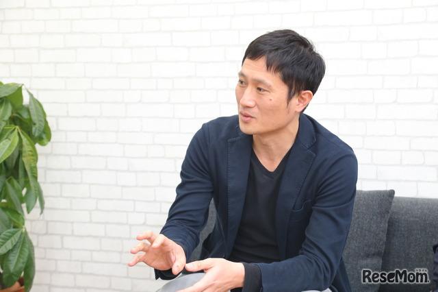 アントレプレナー養成プログラム担当の川本潤先生