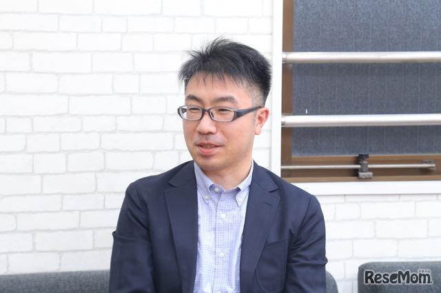 データサイエンティスト養成プログラム担当の栗谷真亮先生