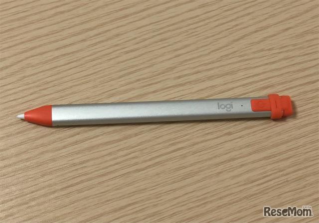 デジタルペンシルの「Crayon」