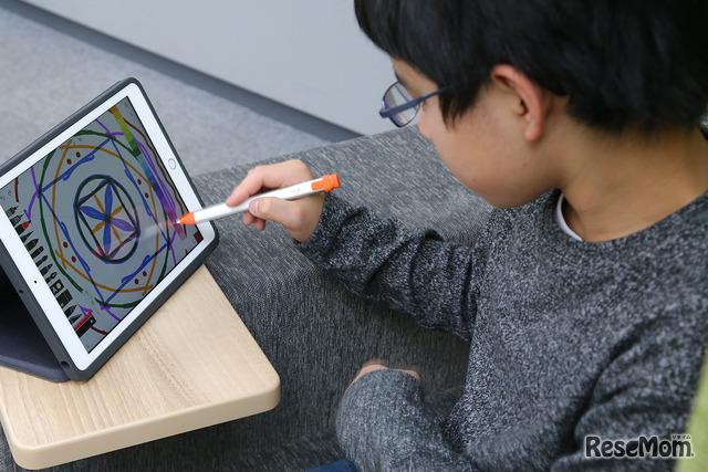 Crayonでお絵描きを楽しむ