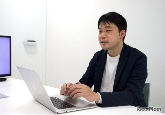 インタビューに応じてくれたコエテコ事業責任者・沼田直之氏