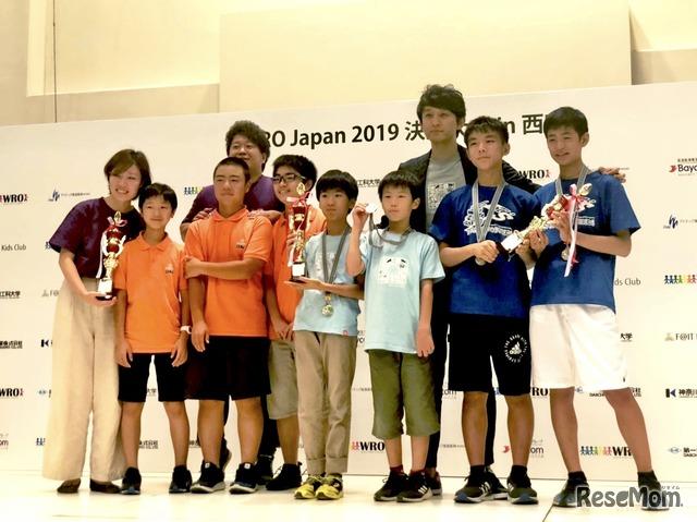 2年連続でWRO(World Robot Olympiad)日本代表選手として国際大会に出場