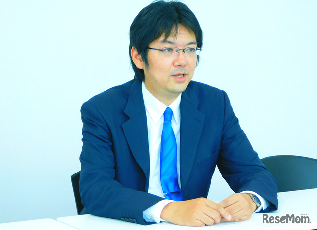 SAPIX(サピックス)中学部教育情報センター課長 伊藤俊平氏
