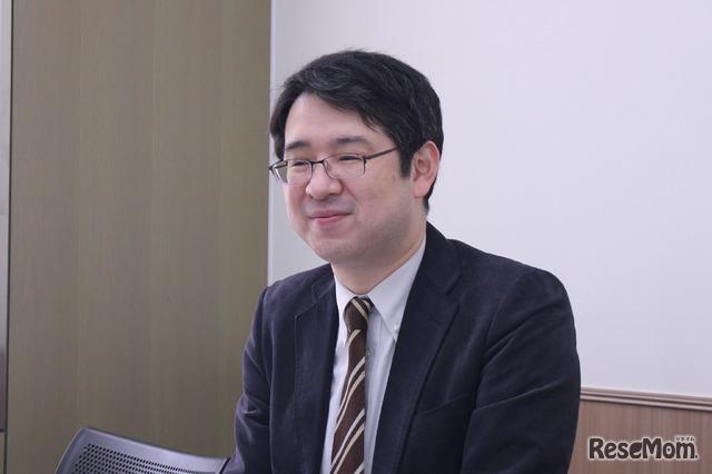 Y-SAPIX東大館室長 飯田達朗先生