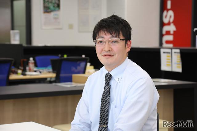 ルネサンス高等学校 今井康平先生