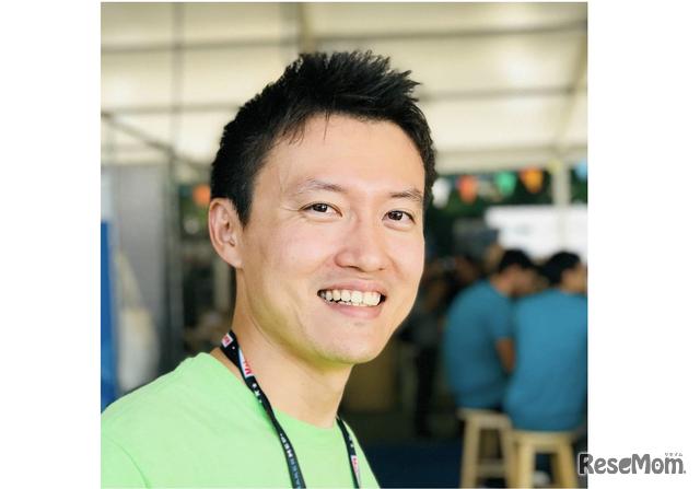 インタビューに応じてくれたMESHの開発者・プロジェクトリーダーの萩原丈博氏