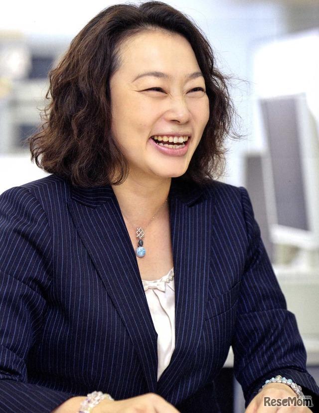 情報科を担当する須藤祥代先生