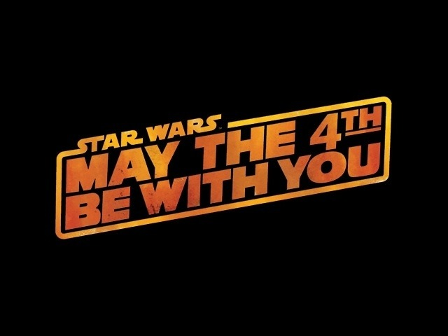 May the 4th (c) 2014 Disney Enterprises, Inc. All Rights Reserved.