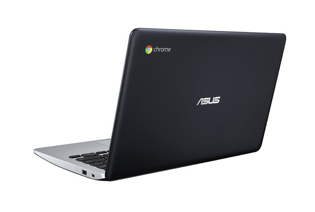 11.6型ノートPC「ASUS Chromebook C200MA」